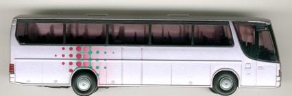Rietze Setra S 315 HD Kässbohrer-Werbemodell