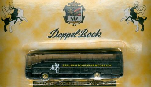 China/W Mercedes Benz MB  O 404 Brauerei Scheuerer Moosbach