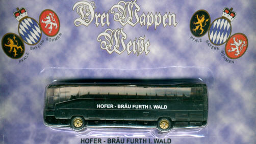China/W Mercedes Benz MB  O 404 Hofer-Bräu Furth i.W.