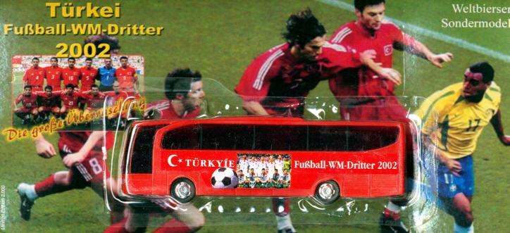 China/W Mercedes Benz MB  Travego Türkei Fußball-WM-Dritter 02