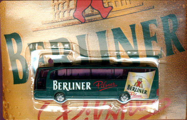 China/W Mercedes Benz MB  Travego Berliner Pilsener  Brauerei