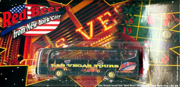 China/W Mercedes Benz MB  Travego Las Vegas Tours   (Brauerei)