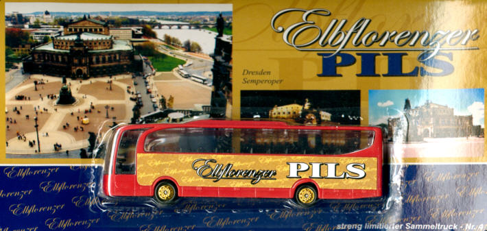 China/W Mercedes Benz MB  Travego Elbflorenzer Pils