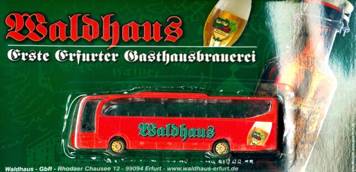 China/W Mercedes Benz MB  Travego Waldhaus-Brauerei, Erste