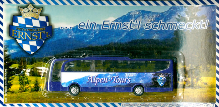 China/W Mercedes Benz MB  Travego Alpen-Tours