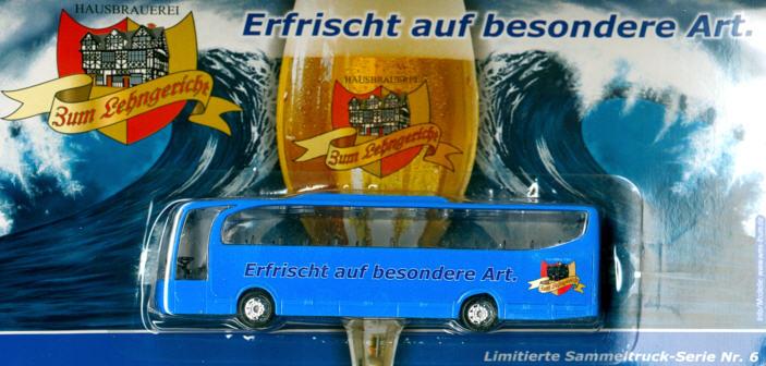 China/W Mercedes Benz MB  Travego Brauerei Zum Lehngericht