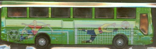 Siku MAN-Reise-Omnibus Fußball-WM