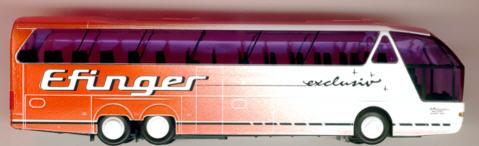 AWM Neoplan-Starliner - 3-achs. Efinger-Reisen