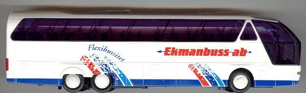 AWM Neoplan-Starliner - 3-achs. Ekmanbuss,Stockholm