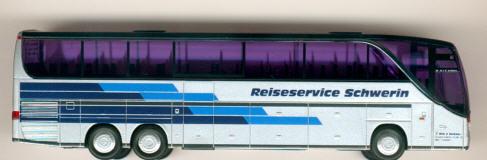 AWM Setra S 417 HDH Reisedienst Schwerin
