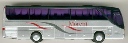 AWM Setra S 415 HD Morent-Reisen