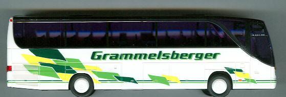 AWM Setra S 415 HD Grammelsberger, Postmünster