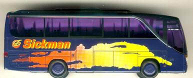AWM Setra S 411 HD Sickmann