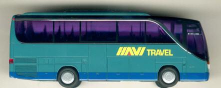 AWM Setra S 411 HD Havi Travel