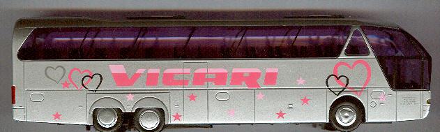 AWM Neoplan-Starliner N 516 Vicari, Rodenbach