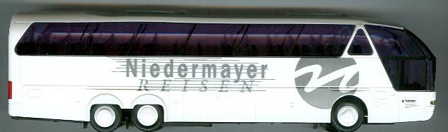 AWM Neoplan-Starliner N 516 Niedermeyer-Reisen
