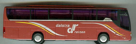 AWM Setra S 415 GT-HD dalstra-reizen, (NL)