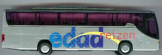 AWM Setra S 415 GT-HD EDAD-Reizen, Dordrecht  (NL)