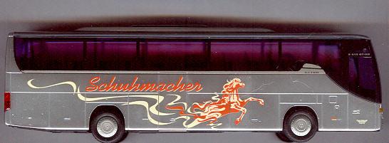 AWM Setra S 415 GT-HD Schumacher, Neuhausen