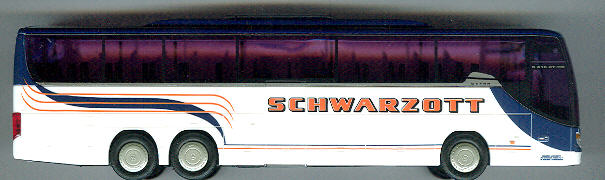 AWM Setra S 416 GT-HD Schwarzott-Reisen, Neukirchen (A)