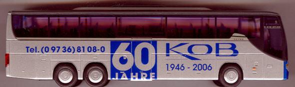 AWM Setra S 416 GT-HD KOB-Reisen 60.Jahre