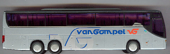 AWM Setra S 416 GT-HD Van Gompel (NL)