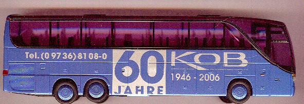 AWM Setra S 416 HDH KOB 1946-2006 -  60 Jahre