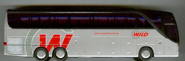 AWM Setra S 416 HDH Wild-Reisen