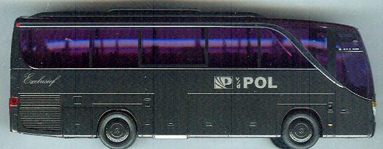 AWM Setra S 411 HD van der pol-Tours (NL)