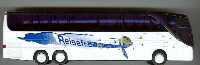 AWM Setra S 417 HDH Hülsmann/Reisefreunde
