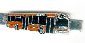 Krawatten-Nadel Mercedes Benz MB  O 405 N      Kieler VAG