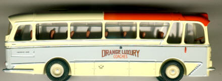 EFE Cavalier Coach Orange Luxury