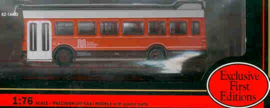 EFE Leyland MK1-Bus Manchester Transport