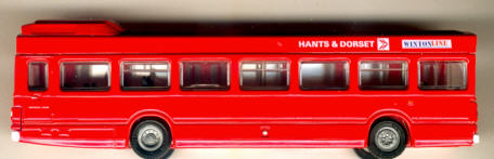EFE Leyland MK1-Bus Hants & Dorset