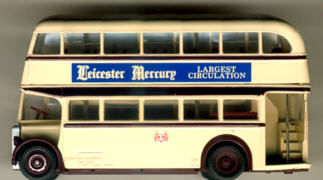 EFE Leyland PD2 Leicester City - L-Murcury