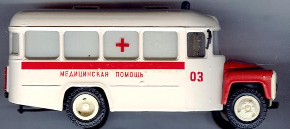 V/R KAB 3-3270 Ambulance