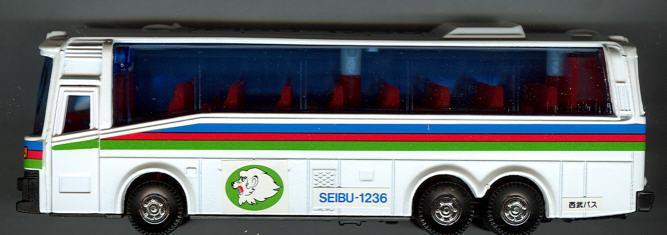 Diapet Nissan-Bus Seibu-1236