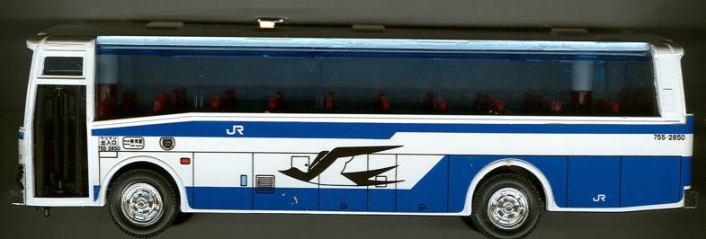 Diapet Nissan JR Highway Bus JR
