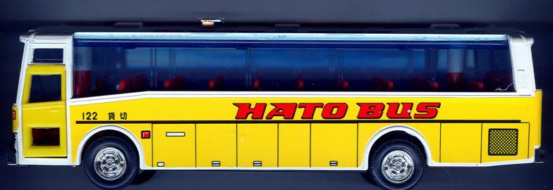 Diapet Nissan Hato Touringcar Hato Bus