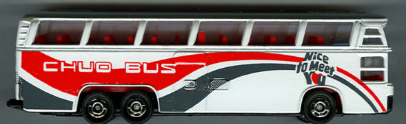 Tomica Neoplan-Cityliner Chuo-Bus/Nice to Meer Yu