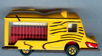 Tomica Exploratory-Bus