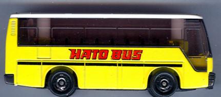 Tomica Isuzu Super HI-Bus Hato Bus
