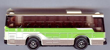 Tomica Mitsubishi Fuso Bus jap.Schrift