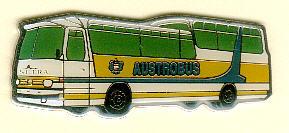 Krawatten-Nadel Kässbohrer  Panorama-Austrobus
