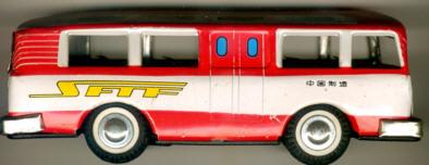 Blech Omnibus SFTF