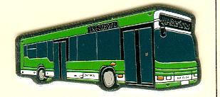 Schlüssel-Anhänger MAN NL 202 VWG,Oldenburg