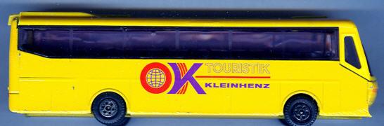 HOLLAND OTO Bova-Bus Kleinhenz-TouristikD-Sonder