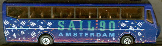 Efsi Bova-Bus Sail 90 Amsterdam