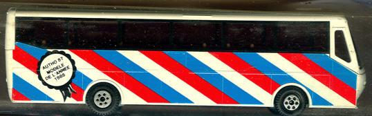 Efsi Bova-Bus HO-Model-Club-NL ,88