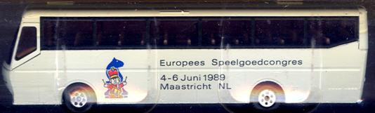 Efsi Bova-Bus Europ.Speelgoedcongres 89